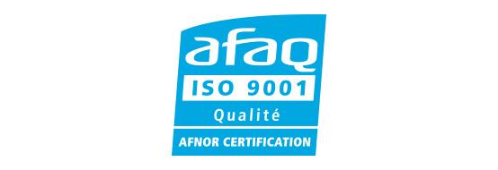 AFAQ - ISO 9001